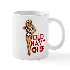 U.S Navy Chiefs Mug