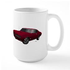 1968 GTO Flambeau Burgundy Mug