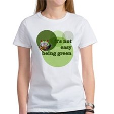 It's Not Easy Being Green Tee