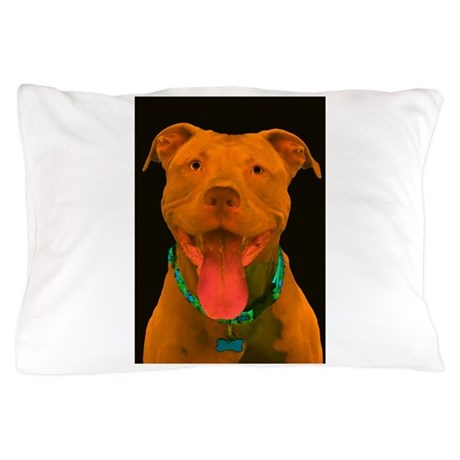 Pit Bull 18 Pillow Case