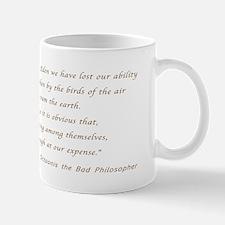 Birds & Beasts Mug