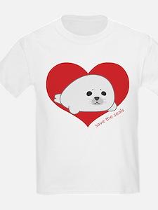 Unique Sea lions T-Shirt