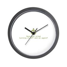 Have You Tried Wall Clock