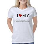 T JAX Women's Plus Size V-Neck T-Shirt
