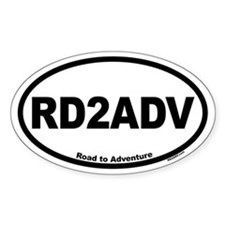 RD2ADV Decal