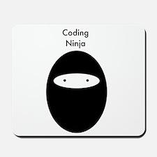 Code Ninja B Mousepad