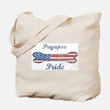 Pugapoo Pride Tote Bag