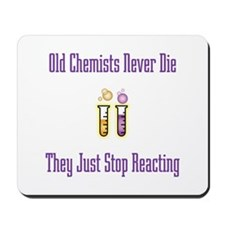 Old Chemists Mousepad