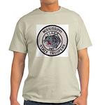Tiger Unit Ash Grey T-Shirt