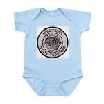 Tiger Unit Infant Creeper