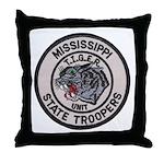 Tiger Unit Throw Pillow