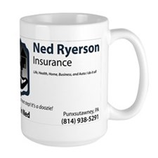 Ned Ryerson Insurance Mugs