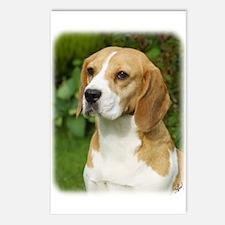 Beagle 9K34D-17 Postcards (Package of 8)