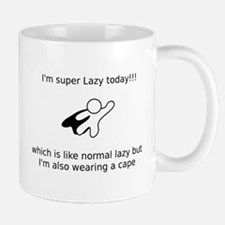 Super lazy Coffee Cup