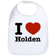 I love Holden Bib
