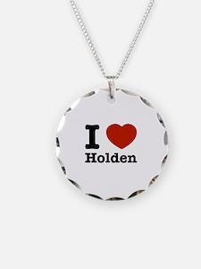 I love Holden Necklace