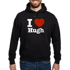 I love Hugh Hoodie