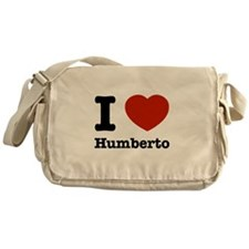 I love Humberto Messenger Bag