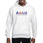 ACLU - Enemy of the State Hooded Sweatshirt