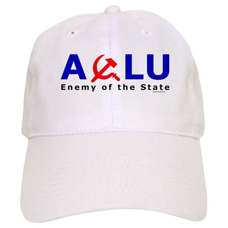 ACLU - Enemy of the State Cap