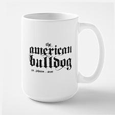 American Bulldog Mug