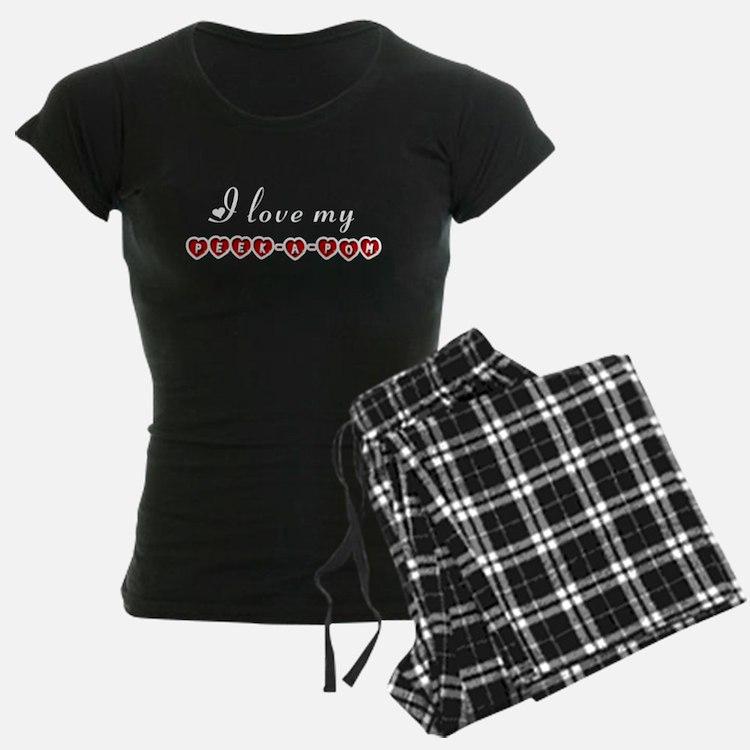 I love my Peek-A-Pom Pajamas