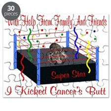 I Kicked Cancer's Butt Puzzle