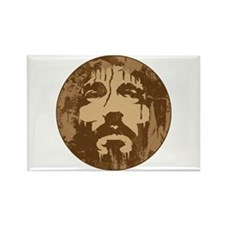 Face of Jesus Rectangle Magnet