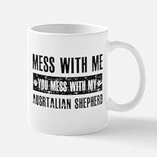 Funny Australian Shepherd design Mug