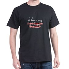 I love my Serbian Hound T-Shirt