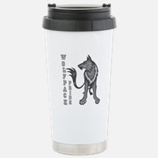 Wolf Pack Pride! Travel Mug