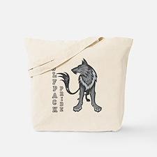 Wolf Pack Pride! Tote Bag
