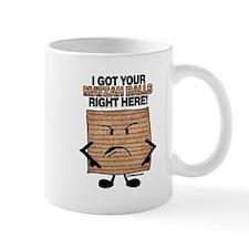 I Got Your Matzah Balls Right Mug
