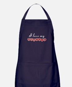 I love my Shollie Apron (dark)