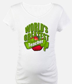 Worlds Greatest Teacher Shirt