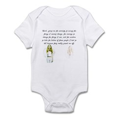 Serenity...to hide the bodies Infant Bodysuit