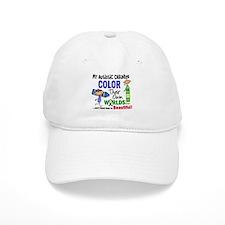 Colors Own World Autism Baseball Cap