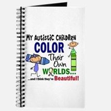 Colors Own World Autism Journal