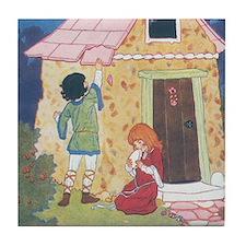 Brisley's Hansel & Gretel Tile Coaster