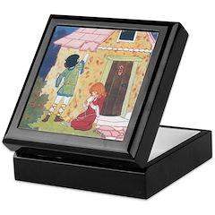 Brisley's Hansel & Gretel Keepsake Box
