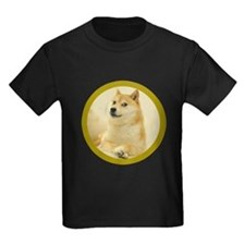 Cute Dog t logo T