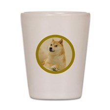 Cute Doggie Shot Glass