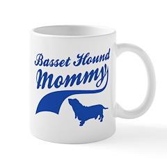 Basset Hound Mommy Mug