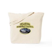 Oklahoma Highway Patrol Tote Bag