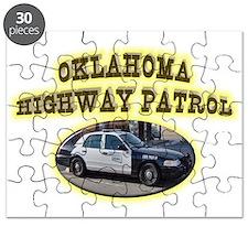 Oklahoma Highway Patrol Puzzle