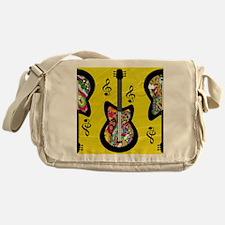 Psychedelic Guitars II Messenger Bag