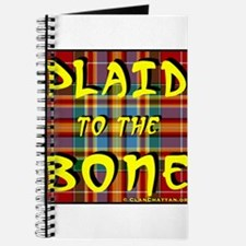 Plaid to the Bone Journal