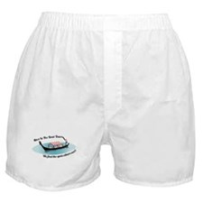 Man in the Boat Boxer Shorts