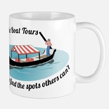 Man in the Boat Mug
