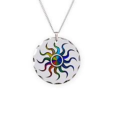 Sun Rainbow Necklace